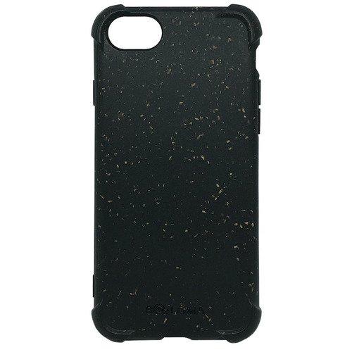 Биоразлагаемый чехол SOLOMA Case для iPhone 6/6S/7/8, SE 2020 с ударопрочными углами, темно-серый