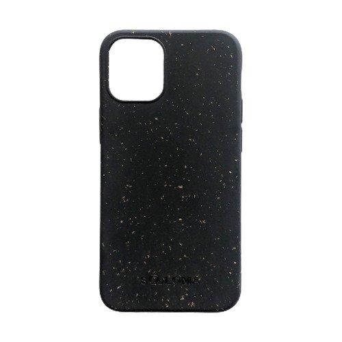 Чехол SOLOMA Case для iPhone 12/12 Pro «Уголь»