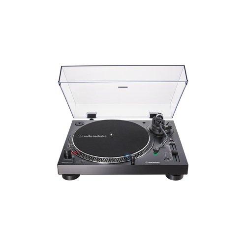 Виниловый проигрыватель Audio-Technica AT-LP120XUSBBK (с прямым приводом)