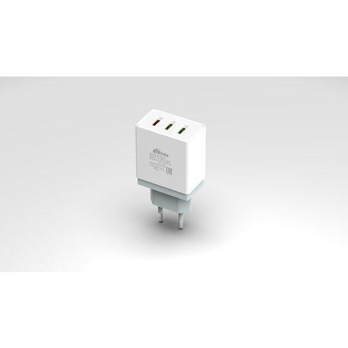 Сетевое зарядное устройство Ritmix RM-3033QC
