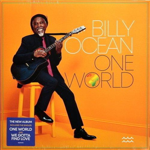 Виниловая пластинка Billy Ocean - One World. 2 LP