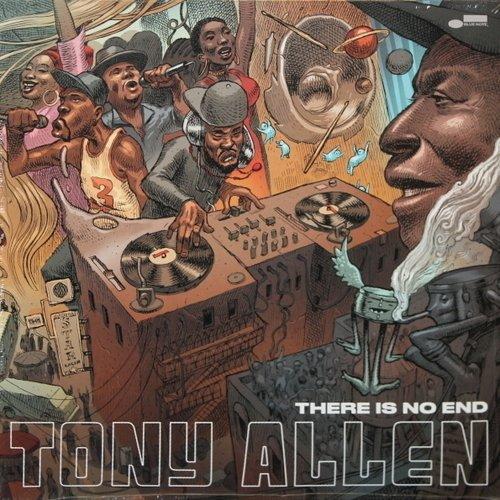 little feat little feat original album series 5 cd Виниловая пластинка Tony Allen - There Is No End. 2 LP