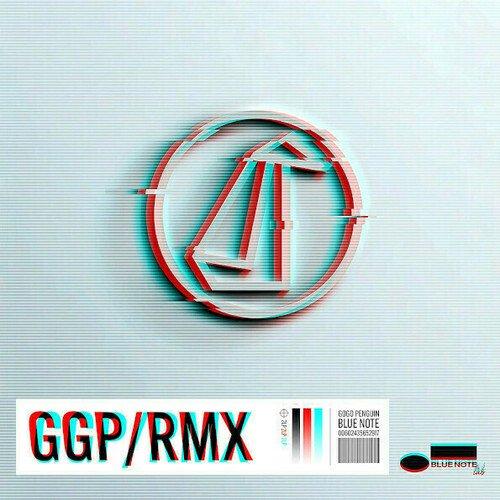 Виниловая пластинка GoGo Penguin – GGP-RMX. 2 LP