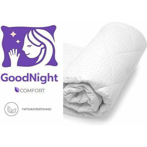 Одеяло GoodNight Comfort искусcтвенный лебяжий пух/микрофибра 300 гр/м2 2 сп. (172х205)