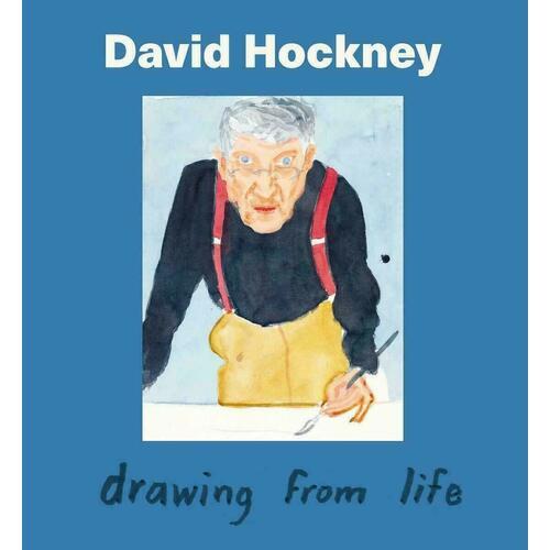 Sarah Howgate. David Hockney: Drawing from Life