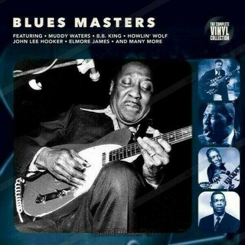 Виниловая пластинка Various Artists - Blues Masters виниловая пластинка w muthspiel w s colley b blade angular blues 0602508485213